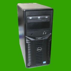 Dell Poweredge T110 II E3-1220 V2 3,1 GHz 8 GB RAM 2x500 GB HD  Perc H200 Raid