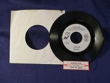 ICEHOUSE Over My Head/Electric Blue 45 Record CHRYSALIS RECORDS