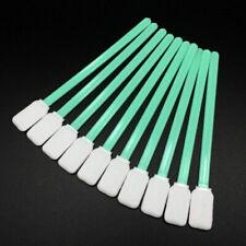 100PCS Cleaning Swabs Foam Swabs Sticks for Roland Mimaki Mutoh Epson Printer zx