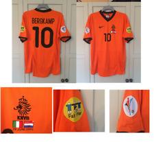 HOLLAND EURO 2000 BERGKAMP ARSENAL FOOTBALL SHIRT JERSEY Vs ITALY NETHERLANDS