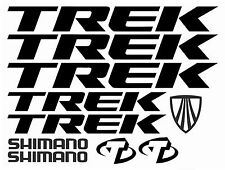 Trek Replacement MTB.New Style Vinyl Decals Stickers *DIFF COLOURS AVAILABLE*