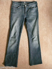 7 For All Mankind Jagger NYD Bootcut Size 27 x 31.5 Womens Jeans