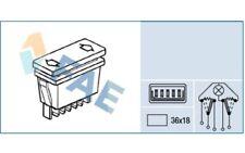 FAE Interruptor, elevalunas para CITROEN BX 62650