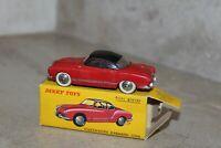 miniature dinky toys 24M KARMANN GHIA Volkswagen 1/43 made in France avec boite