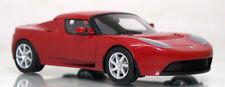 Schuco 1:43 Tesla Space X Roadster (Red)