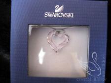 Original Swarovski Amor Corazón Rosa Collar 1099110 boda graduación Graduación £ 69