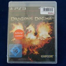 PS3 - Playstation ► Dragon's Dogma ◄ dt. Version | NEU & OVP