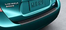 Genuine Nissan 2014 Versa Note Rear Bumper Protector Scuff Guard NEW OEM