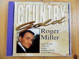Roger Miller Country Gold  DISKY CD 1995