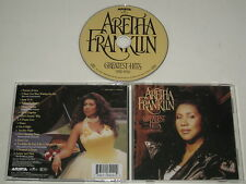 Aretha Franklin/Greatest Hits 1980-1994 (Arista 74321 16202 2)CD Album