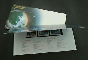 [SJ] Malaysia National Planetarium 1994 Space Planet Astronomy (p.pack) MNH