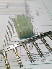 Honda EU7000is Remote Start Connector Generator control