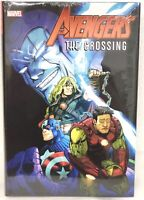 Avengers The Crossing Omnibus Iron Man Thor Marvel Brand New Factory Sealed $100
