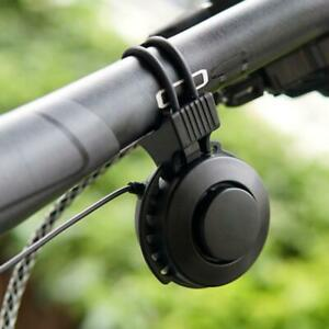Electric Cycling Bells Waterproof MTB Bicycle Handlebar Horn Ring Bell