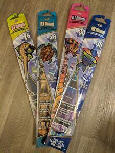 X Kites DLX Diamond Deluxe Nylon Kites