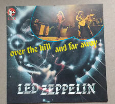 Led Zeppelin Over The Hill And Far Away dallas 75 rare great dane import cd 1989