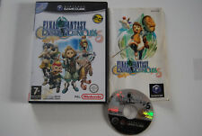 FINAL FANTASY CHRYSTAL CHRONICLES pour Game Cube