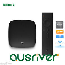 Xiaomi Mi TV Box 3 4K HD WiFi Media Streamer Android With Bluetooth Voice Remote