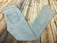 Pilcro and the Letterpress Jeans No 27 (29 x 32) Straight Light Anthropologie