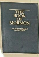 The Book of Mormon Another Testament of Jesus Christ VTG 1981