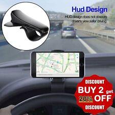 Clip Universal en Coche GPS del tablero de instrumentos montaje HUD Soporte para Teléfono Celular ninguno antideslizante Soporte √