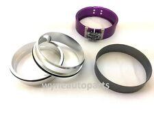 "Purple Aluminum Pegasus Wiggen 3.0"" Flange Clamp Turbo Intercooler Pipe 3"" inch"