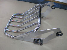 Genuine Harley-Davidson Touring Detachable Luggage Rack 2009-2017 Chrome OEM