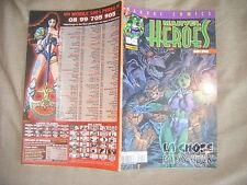 1 MARVEL HEROES HORS SERIE HS 13 LA CHOSE ET MISS HULK