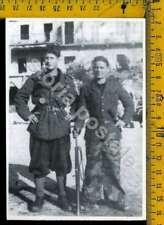 Militare RSI Repubblica Sociale anni70 200copie J 453  Decima X Mas marò GNR