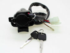 Ignition Switch Lock Key For Kawasaki ZXR400 (ZX400H1) 89 ZXR750 91-95 6+1 Wires