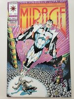 THE SECOND LIFE OF DOCTOR MIRAGE #1 (1993) VALIANT SIGNED BERNARD CHANG! COA NM