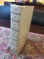 1939 1st Edition THE GRAPES OF WRATH By JOHN STEINBECK