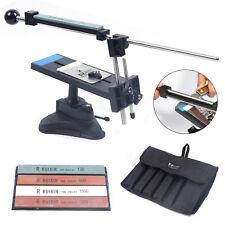 More details for professional sharpener sharpening kit sharpener antiskid 120/320/600/1500# new