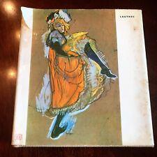 Estate Sale - Skira Art Book - Lautrec - The Taste of Our Time Series - 1953