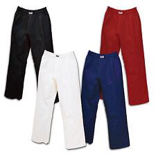 Martial Arts Lightweight Karate GI Uniform Pants Child Youth Adult