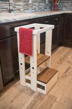 Mommy's Helper, Adjustable Toddler Stool, Kitchen Helper