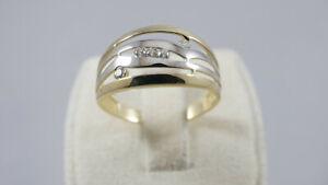 Damenring Gold 585, 14 Karat