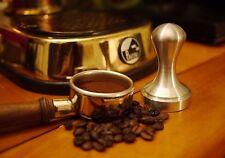 Espresso Tamper  Solid Aluminum Tamper / Base 49 mm for La Pavoni and others