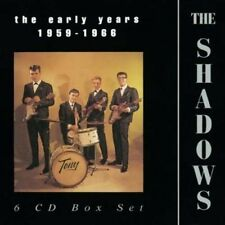 The Shadows - The Early Years (Expandido Edición Nuevo CD