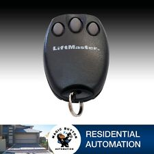 Liftmaster Three Button Door Gate Remote and instructions
