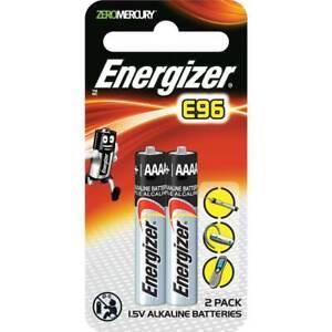 AU Original Genuine Energizer AAAA E96 LR61 1.5V Mn2500 25A Alkaline Battery