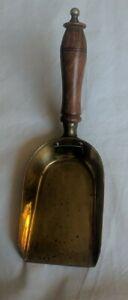 Brass Vintage Coal Shovel