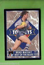 1994 Series 2 RUGBY LEAGUE CARD #152  BRAD MACKAY   NSW ORIGIN