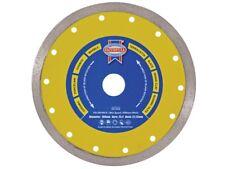 Faithfull 115mm 11.4cm Piastrella, Ardesia, Marmo Taglio Disco Diamantato,