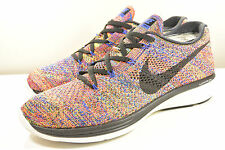 DS 2015 FLYKNIT LUNAR3 RAINBOW MULTI COLOR 8.5 PRESTO OLYMPIC MAX AIR FORCE 1 90