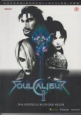 Soul Calibur II Offizielles Lösungsbuch der Sieger deutsch Namco ++