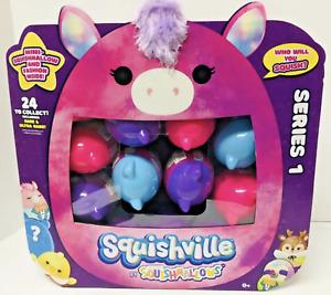 Squishmallow Squishville MINI Series 1 Blind Capsule Factory Sealed NEW