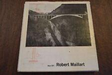 Robert Maillart by Max Bill, 1949 1st Edition RARE book