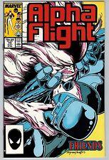 Alpha Flight #46 1987 (C5965) Marvel