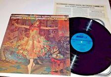 DIGITAL LP SRTAVINSKY DOHNANYI VP FIREBIRD LONDON UK LDR10012 ST NM 1980